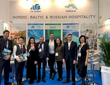 VIA HANSA & BOREALIS AT WTM2019, LONDON