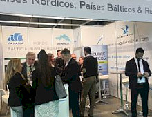 VIA HANSA & BOREALIS AT FITUR2020, MADRID