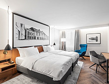 HOTEL RADISSON BLU KLAIPEDA WITH COMPLETELY RENEWED GUEST ROOMS