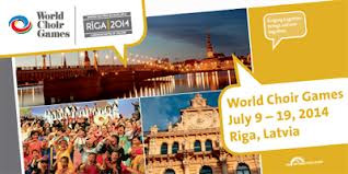 World Choir Games to bring record number of participants to Riga