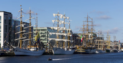 The Tall Ships Races 2013 – Denmark, Finland, Latvia, Poland