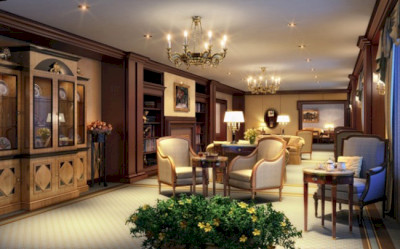 Fairmont Grand Hotel Kyiv***** offering luxury