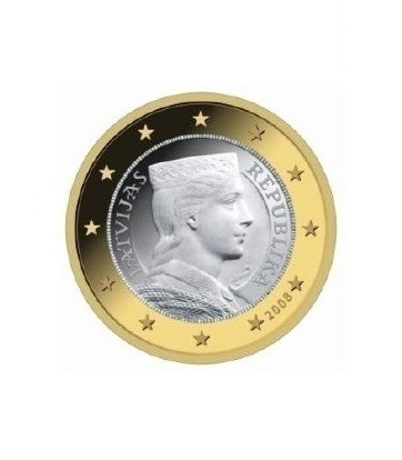 Latvia will join the Euro in 2014