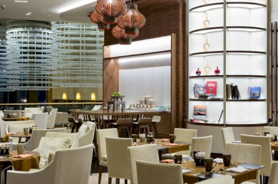 Moscow: new restaurant opened at Swissôtel Krasnye Holmy