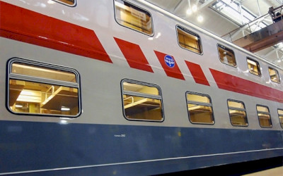 The Residents of Moscow are Invited to Visit the Double-Decker