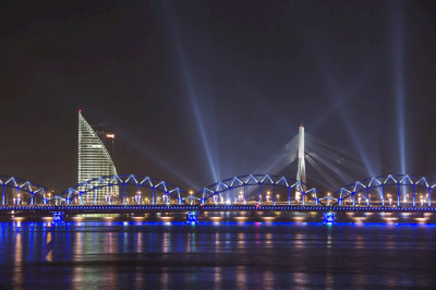 Riga, the European Capital of Culture Year started now!