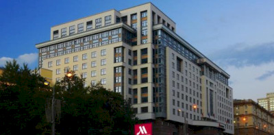 MARRIOTT EXPANDS IN MOSCOW