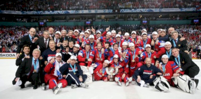 IIHF WORLD CHAMPIONSHIP 2016 IN RUSSIA