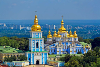 Ukraine A Land between Europe and the Widths of Asia