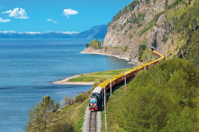 THE LEGENDARY TRANS-SIBERIAN