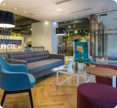 PARK INN EXPANDS IN RIGA