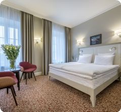 REOPENING OF HOTEL RATONDA IN VILNIUS