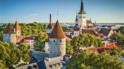 LONELY PLANET NAMES TALLINN #1 BEST VALUE DESTINATION 2018!
