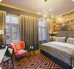 NEW FIVE-STAR HOTEL OPENS IN RIGA