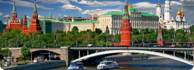 VIA HANSA & BOREALIS IN NEW OFFICE IN MOSCOW