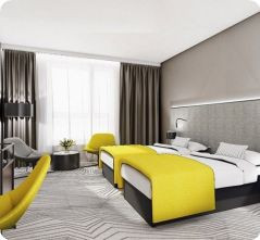 NEW HOTEL IN WARSAW
