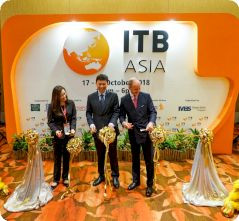 VIA HANSA & BOREALIS AT ITB ASIA 2019