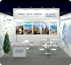 VIA HANSA & BOREALIS AT ITB2020