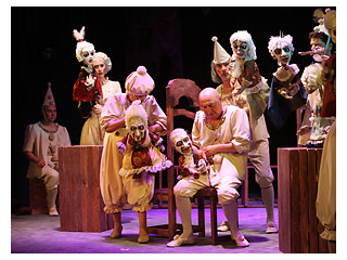 International Festival of Puppet Theaters
