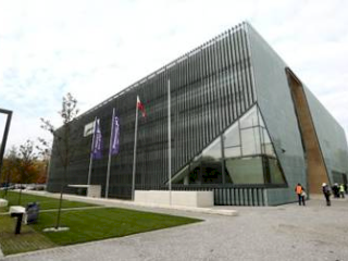 MUSEUM OF THE HISTORY OF POLISH JEWS IN WARSAW