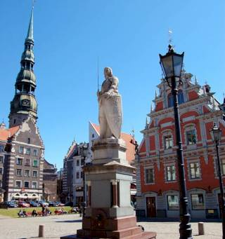 JOIN THE CELEBRATION OF CENTENNIAL ANNIVERSARY OF LATVIA